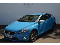 Volvo V40 D2 R-DESIGN (blue) 2016-05-12