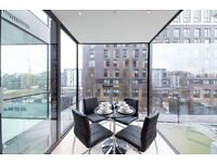 @ GOODMANS FIELDS ABSOLUTELY STUNNING ONE BEDROOM APARTMENT - POOL/GYM/CINEMA - A MUST SEE!