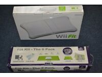 wii fit - the 6 pack accessories,