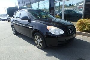 2007 Hyundai Accent 5-SPEED SEDAN