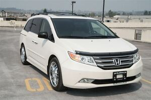 2013 Honda Odyssey 4 TO CHOOSE FROM!