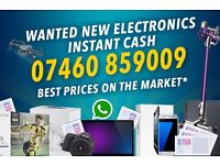 WANTED PlayStation 4 Xbox One Samsung iPhone iPad Macbook Dell PS4 Dyson DJI *INSTANT CASH*