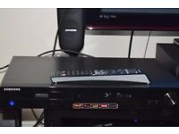 SAMSUNG DIGITAL DVD/HDD/RECORDER FREE VIEW/250GB WITH REMOTE CAN SEE WORKING