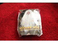 Long White Merlin Wizard Wig And Beard
