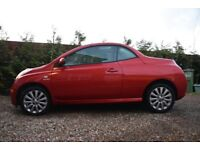 Nissan Micra CC 1.6 Sport Convertible *Great First Car*