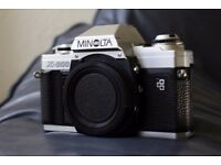 Minolta X300 35mm - Camera Body Only.