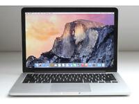 Apple MacBook 13 Retina - Core i5, 8GB RAM, 256GB SSD