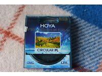 Hoya PRO 1 Digital Filter: Circular PL 58mm