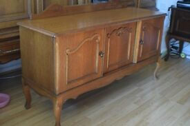 Lovely Antique TV Stand