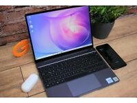 Huawei Matebook 13 Laptop Grey LIKE NEW