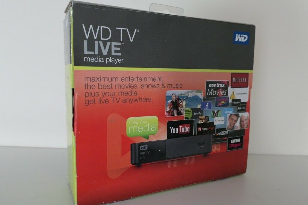 Wdtv live apps | WD TV Live Media Center for Android  2019-03-18
