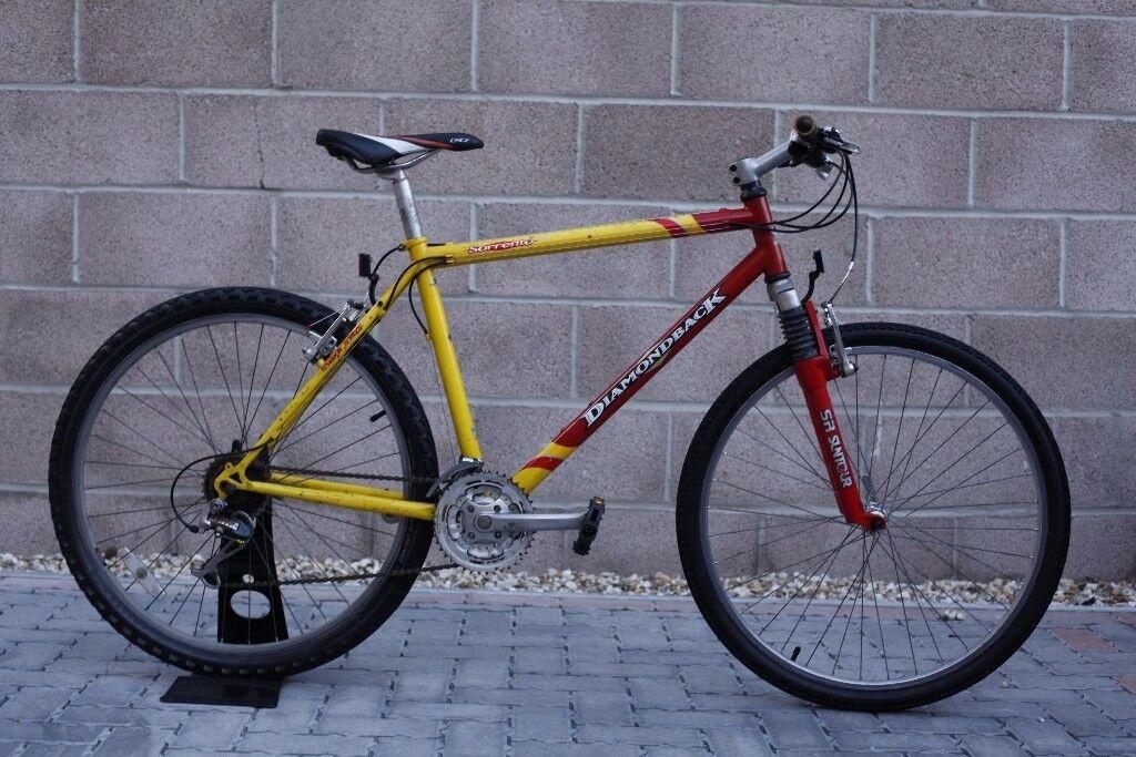 DiamondBack Mountain Bike Medium 18''