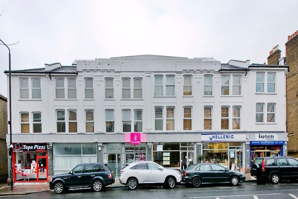 EXCEPTIONAL 2 DOUBLE BEDROOM MODERN FIRST FLOOR FLAT