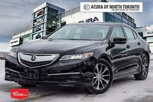 2015 Acura TLX 2.4L P-AWS Acura Certified | 7yr / 130,000km Warr