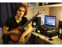 GUITAR LESSONS IN CENTRAL LONDON/EALING BROADWAY/NORTH ACTON/ONLINE SKYPE LESSONS