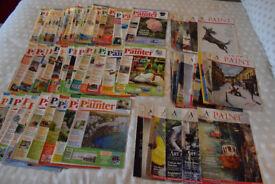 125 Leisure Painter & SAA Art Paint Magazines Excellent Condition