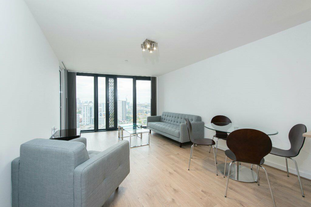 # Beautiful 2 bed 2 bath available soon in Unex Tower, Stratford - call now!!