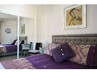 EDINBURGH FESTVAL LET: (104) Elegant & stylish 2 bedroom property located next to Playhouse Theatre