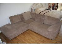 Sofa bed in excellent condition, brand new mattress never been used still in packet.
