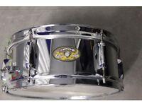 "Pearl FireCracker Snare Drum Steel shell 10""x 5"""