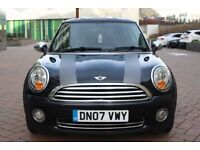 2007 MINI Hatch 1.4 One 3dr MANUAL, PETROL, FSH, LOW MILES, PX WELCOME, 3M WARRANTY