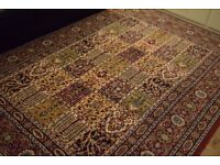 Ikea VALBY RUTA Multicolour antique style rug