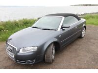 Audi A4 Cabriolet Immacualte Condition Price Reduced £4950