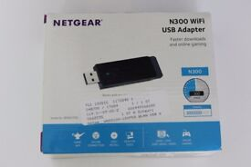 NETGEAR 300Mbps Wireless-N USB Adapter