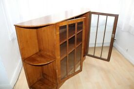 Detailed Light Brown Living Room Cabinet - ONLY £99.00