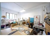 HACKNEY DOWNS STUDIOS / Heartspace 25: creative co-working space / East London