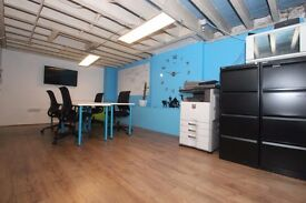 Office Space 6 Desks- Shoreditch - All Inclusive