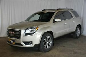 2014 GMC Acadia SLT2 WITH LEATHER, SUNROOF, NAVIGATION