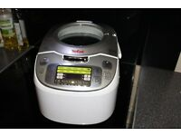 Tefal MultiCook Advanced 45-in-1 RK812142, 45 Manual and Auto Programs - White