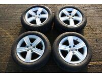 """Genuine VW 16"""" Alloys & Tyres"""