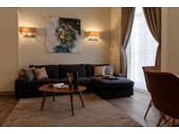 LONG&SHORT LET - ALL INCLUSIVE - BAKER ST - 1 BED - NEWLY FURNISHED - 07455022777