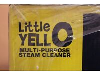 Little Yell O - Multi-Purpose Steam Cleaner - New unopened