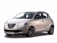 Great small city car - chrysler ypsilon - cheap to run, as-new condition!
