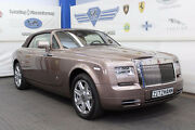 Rolls-Royce Phantom Drophead Series II TEAK DECK | INCA GOLD