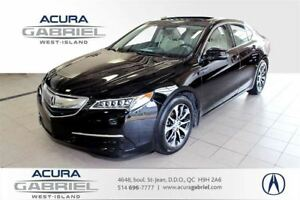2015 Acura TLX AUTO 8 SPEED 0.9% 60 MOIS+CUIR+TOIT+CAMERA+BLUETO