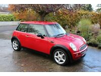 MINI Hatch 1.6 One 3dr - good condition inside and out, 6 months MOT
