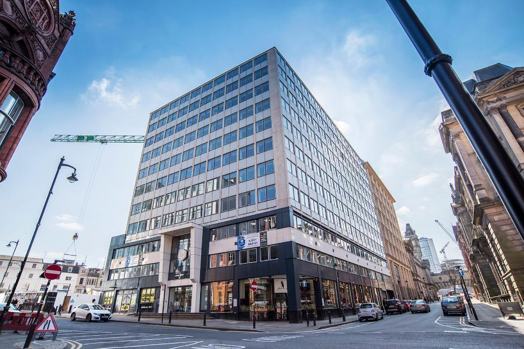 Serviced Office Space to Let in BIRMINGHAM, B3 - Coworking & Private