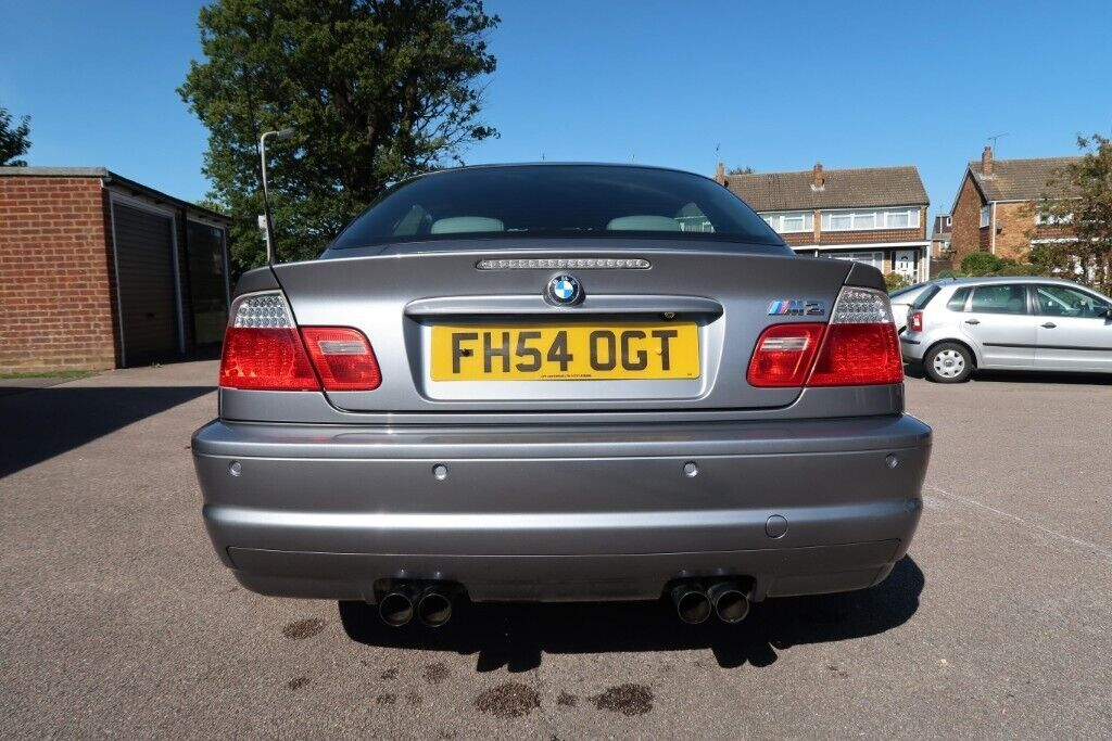 Excellent Bmw E46 M3 Convertible Silver Grey Blue Roof Very Low Miles Hard Top Included In Potters Bar Hertfordshire Gumtree
