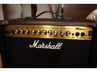 Marshall MG Series, 30 watt DFX COMBO Guitar Amplifier