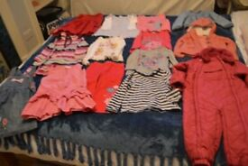 Girls clothes bundle aged 18 to 24 months (14 items)
