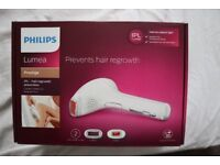 Philips Lumea IPL Cordless Hair Removal Device Brand New