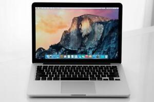MACBOOK PRO 13 Intel C2D 2.4 ghz 4GB 320 GB