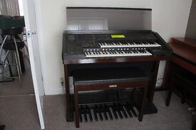 Yamaha el-90 electronic organ