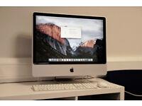 iMac 24 inch early 2008 - Core2DUO 4GB 8800GS