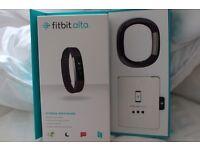 Fitbit Alta Fitness Wrist Band - Large Plum