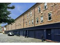ST PAUL'S MEWS, NW1; - INCREDIBLE MEWS PROPERTY - REFURBISHED - PRIVATE +QUIET - RECOMMEND VIEWING!